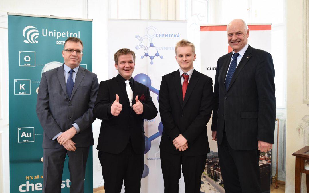 Mladí chemici mají své olympijské vítěze, v červenci budou reprezentovat Česko