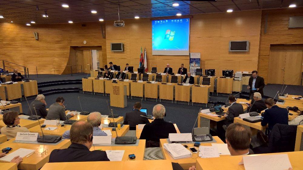Odborná dopravní konference v Ústí nad Labem