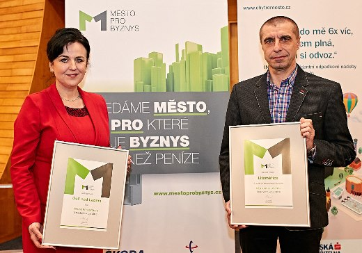Podnikání se na severu Čech nejvíc daří v Ústí nad Labem